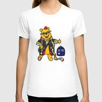 pooh T-shirts featuring Doctor Pooh by Murphis the Scurpix