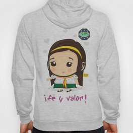 Cute Girl Master Guide Hoody