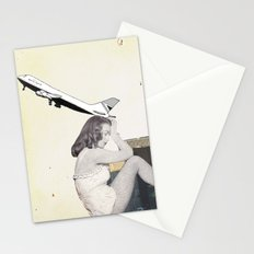 Longing For The City Stationery Cards