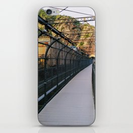 Bridge over Harper's Ferry iPhone Skin