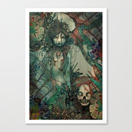 The Sirens den Canvas Print
