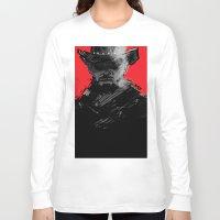 django Long Sleeve T-shirts featuring django by jensuisdraws