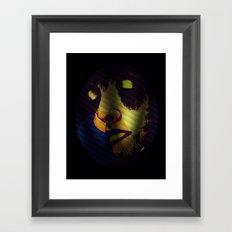 She Once Was 2 Framed Art Print