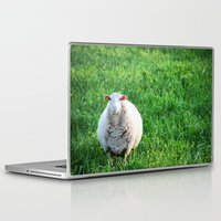 sheep Laptop & iPad Skins featuring Sheep by L'Accent Nou by Anastasia Egorova