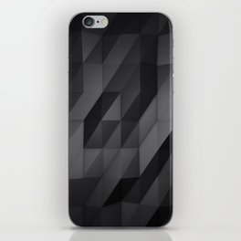 Faceted iPhone Skin