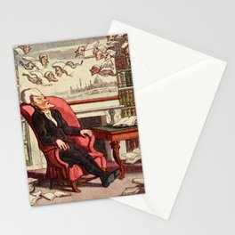 Doctor Syntax Stationery Cards