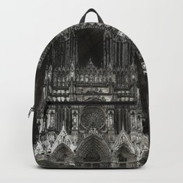 Cathedral Black Backpack