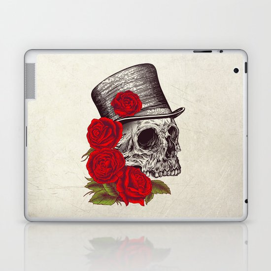 Dead Gentleman Laptop & iPad Skin