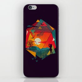 Capture the Moment iPhone Skin