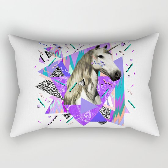 ACID WAVVES Rectangular Pillow