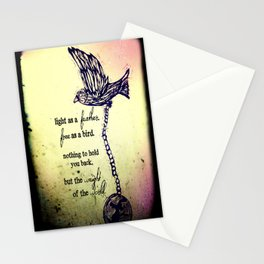 Reality Stationery Cards
