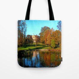 Colourful Pittville Tote Bag