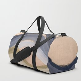 Minimal montains Duffle Bag
