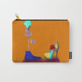 Proposal to May in May - Shoes stories Carry-All Pouch