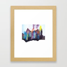 ARMED / LUMINOUS #4 Framed Art Print
