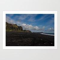 Vik, Iceland, 2009 Art Print