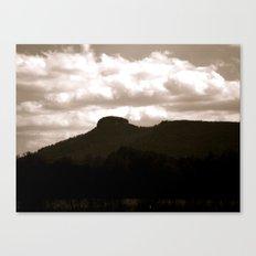 Pilot Mountain, NC Canvas Print