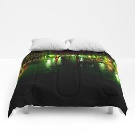 Venice Tilt shift Comforters