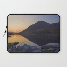 Tryfan at Dawn Laptop Sleeve