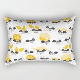 Ants in summer Rectangular Pillow