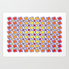 New harmony #18 Art Print