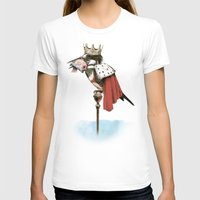 king T-shirts featuring King Fisher by Eric Fan