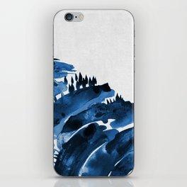 Blue Hills iPhone Skin