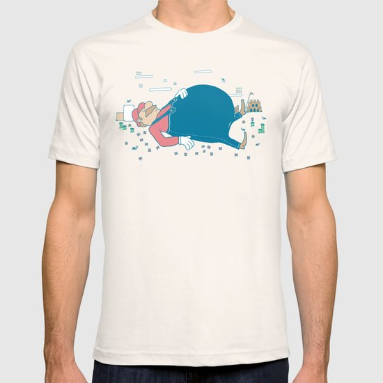 Too Many Mushrooms T-shirt