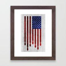 New American Gospel Framed Art Print