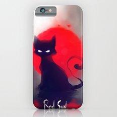 Red Sun iPhone 6s Slim Case