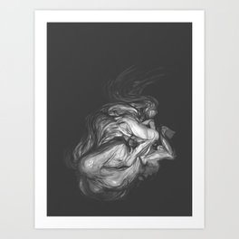 The Men Are Called Horsemen There Art Print