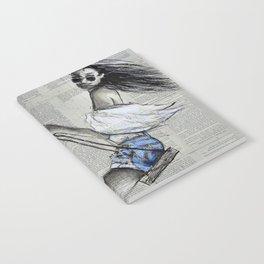 SPRING SWING Notebook