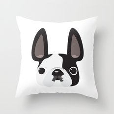 This is Boba Throw Pillow