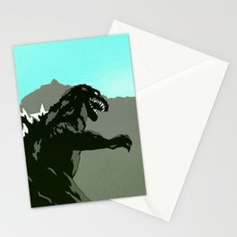 King Kong vs Godzilla Stationery Cards