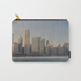 Chicago skyline #2 Carry-All Pouch