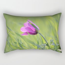 Purity of Heart Rectangular Pillow