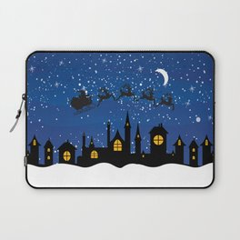Twas The Night Before... Laptop Sleeve