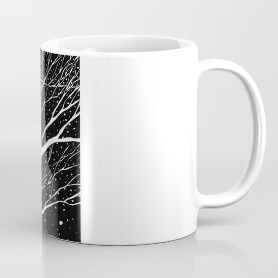 moonlight shadow Mug
