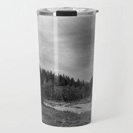 Mountain Cottage Travel Mug