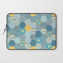 Spanish Tiles of the Alhambra Laptop Sleeve