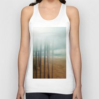 wander Tank Tops featuring Wander by Bella Blue Photography