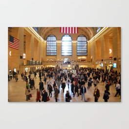 Grand Central Station, New York City Canvas Print