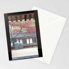 secret garden 3 Stationery Cards