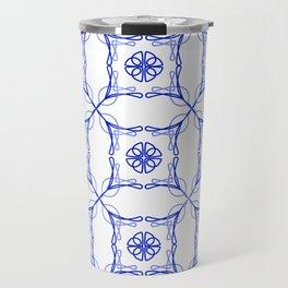 Azulejo Luso - Portuguese Tiles Travel Mug