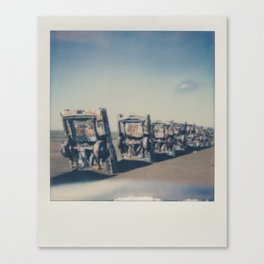 Cadillac Ranch - Route 66 Canvas Print
