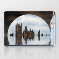 politics iPad Cases featuring Manipulated Politics by Shalisa Photography