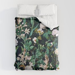 Summer in the Moonlight Comforters