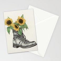 Shoe Bouquet I Stationery Cards