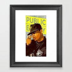 Chuck D Framed Art Print