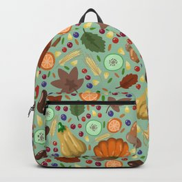 Thanksgiving #5 Backpack